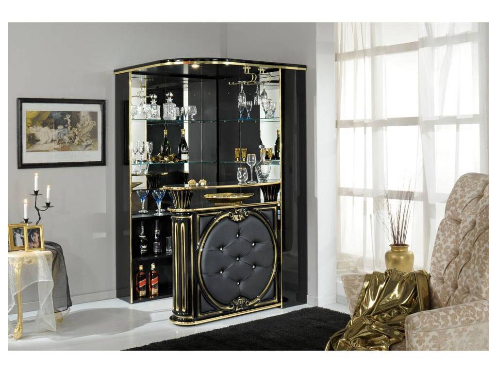 Дизайн барного шкафа фото